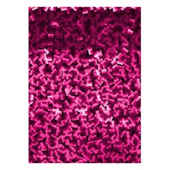 Pink Cubes 5 5  X 8 5  Notebooks by timelessartoncanvas