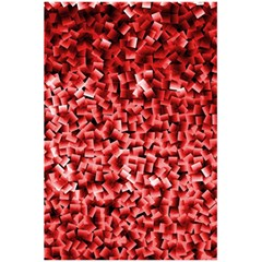 Red Cubes 5 5  X 8 5  Notebooks by timelessartoncanvas