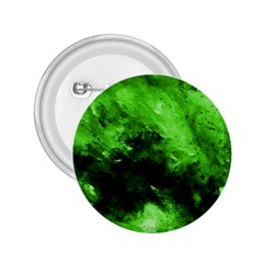 Bright Green Abstract 2 25  Buttons