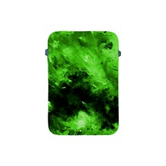Bright Green Abstract Apple Ipad Mini Protective Soft Cases