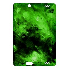 Bright Green Abstract Kindle Fire Hd (2013) Hardshell Case