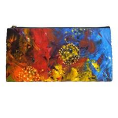 Space Pollen Pencil Cases by timelessartoncanvas