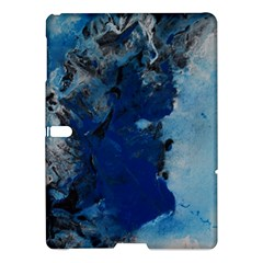 Blue Abstract No 2 Samsung Galaxy Tab S (10 5 ) Hardshell Case