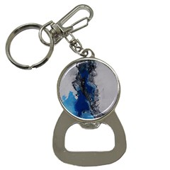 Blue Abstract No 3 Bottle Opener Key Chains by timelessartoncanvas