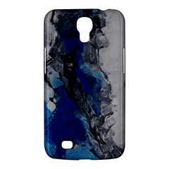 Blue Abstract No 3 Samsung Galaxy Mega 6 3  I9200 Hardshell Case by timelessartoncanvas