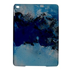 Blue Abstract No 5 Ipad Air 2 Hardshell Cases by timelessartoncanvas