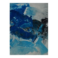 Blue Abstract No  6 5 5  X 8 5  Notebooks by timelessartoncanvas