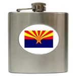 Arizona State Flag - Hip Flask (6 oz)