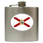 Florida State Flag - Hip Flask (6 oz)