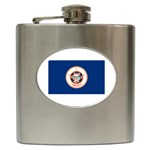 Minnesota State Flag - Hip Flask (6 oz)