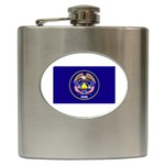 Utah State Flag - Hip Flask (6 oz)