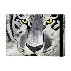 The Eye if The Tiger Apple iPad Mini Flip Case by timelessartoncanvas