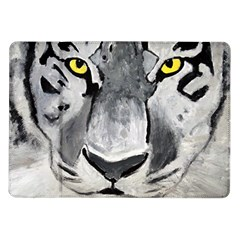 The Eye If The Tiger Samsung Galaxy Tab 10 1  P7500 Flip Case by timelessartoncanvas