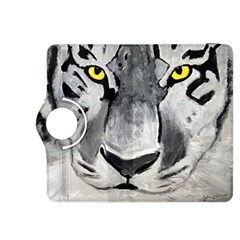 The Eye if The Tiger Kindle Fire HDX 8.9  Flip 360 Case by timelessartoncanvas