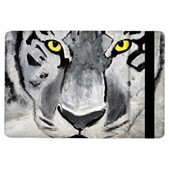 The Eye If The Tiger Ipad Air Flip by timelessartoncanvas