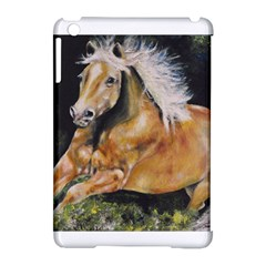 Mustang Apple Ipad Mini Hardshell Case (compatible With Smart Cover) by timelessartoncanvas