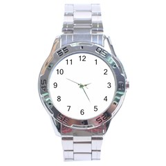 Love Stainless Steel Men s Watch by theimagezone