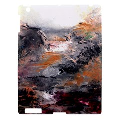 Natural Abstract Landscape Apple Ipad 3/4 Hardshell Case by timelessartoncanvas
