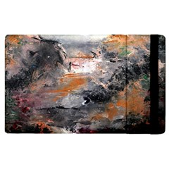 Natural Abstract Landscape Apple Ipad 3/4 Flip Case by timelessartoncanvas