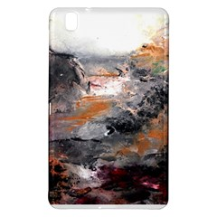 Natural Abstract Landscape Samsung Galaxy Tab Pro 8 4 Hardshell Case by timelessartoncanvas