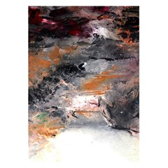 Natural Abstract Landscape No  2 5 5  X 8 5  Notebooks by timelessartoncanvas