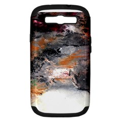 Natural Abstract Landscape No  2 Samsung Galaxy S Iii Hardshell Case (pc+silicone) by timelessartoncanvas