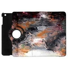 Natural Abstract Landscape No  2 Apple Ipad Mini Flip 360 Case by timelessartoncanvas
