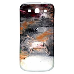 Natural Abstract Landscape No  2 Samsung Galaxy S3 S Iii Classic Hardshell Back Case by timelessartoncanvas