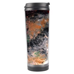 Natural Abstract Landscape No. 2 Travel Tumblers by timelessartoncanvas