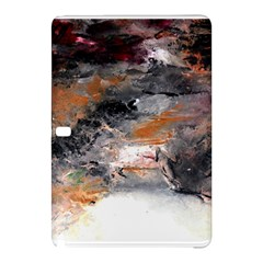 Natural Abstract Landscape No  2 Samsung Galaxy Tab Pro 12 2 Hardshell Case by timelessartoncanvas