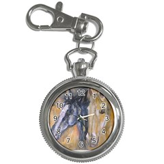 2 Horses Key Chain Watches by timelessartoncanvas