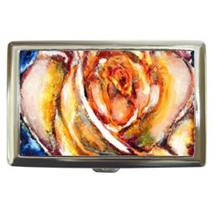 Abstract Rose Cigarette Money Cases by timelessartoncanvas