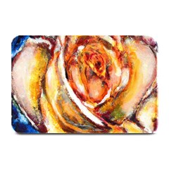 Abstract Rose Plate Mats by timelessartoncanvas