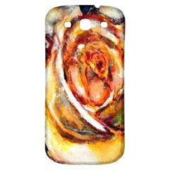 Abstract Rose Samsung Galaxy S3 S Iii Classic Hardshell Back Case by timelessartoncanvas