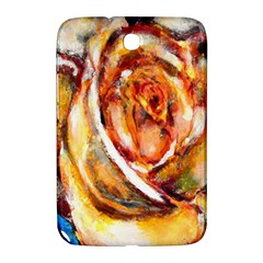 Abstract Rose Samsung Galaxy Note 8 0 N5100 Hardshell Case  by timelessartoncanvas
