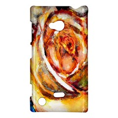 Abstract Rose Nokia Lumia 720 by timelessartoncanvas