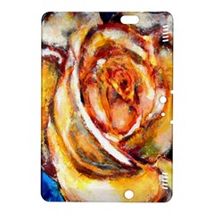 Abstract Rose Kindle Fire Hdx 8 9  Hardshell Case by timelessartoncanvas