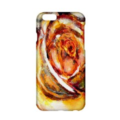 Abstract Rose Apple Iphone 6 Hardshell Case by timelessartoncanvas