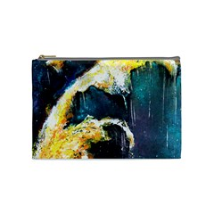 Abstract Space Nebula Cosmetic Bag (medium)  by timelessartoncanvas