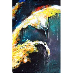 Abstract Space Nebula 5 5  X 8 5  Notebooks by timelessartoncanvas