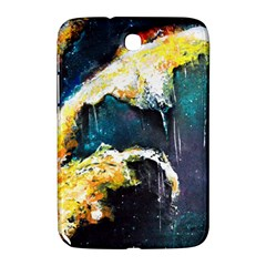 Abstract Space Nebula Samsung Galaxy Note 8.0 N5100 Hardshell Case  by timelessartoncanvas