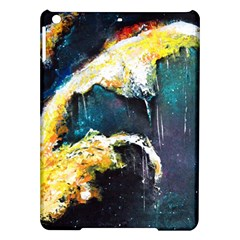 Abstract Space Nebula Ipad Air Hardshell Cases by timelessartoncanvas