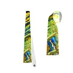 Landlines Neckties (two Side)