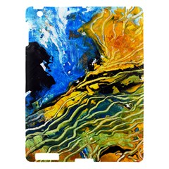 Landlines Apple Ipad 3/4 Hardshell Case by timelessartoncanvas