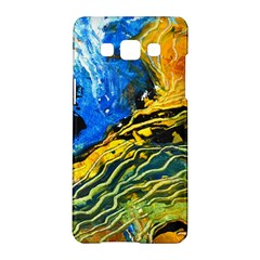 Landlines Samsung Galaxy A5 Hardshell Case  by timelessartoncanvas