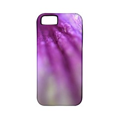 Purple Flower Pedal Apple Iphone 5 Classic Hardshell Case (pc+silicone) by timelessartoncanvas