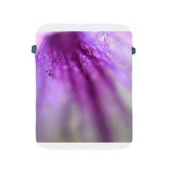 Purple Flower Pedal Apple Ipad 2/3/4 Protective Soft Cases by timelessartoncanvas