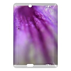 Purple Flower Pedal Kindle Fire Hd (2013) Hardshell Case by timelessartoncanvas