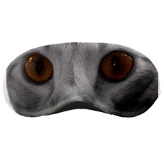 Funny Cat Sleeping Masks by timelessartoncanvas