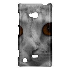 Funny Cat Nokia Lumia 720 by timelessartoncanvas
